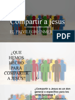 Compartir a jesus