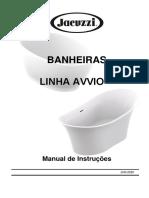 MANUAL-DE-INSTRUCOES-LINHA-AVVIO Jacuzzi