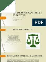 S1 - LEGISLACIÓN SANITARIA Y AMBIENTAL