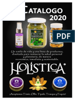 Catalogo de productos 2020