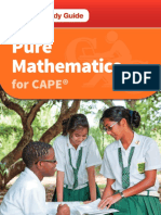 CXC Study Guide - Pure Mathematics Unit 2 for CAPE.pdf