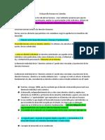 El desarrollo humano en Colombia