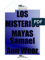 Los Misterios Mayas - Samael Aun Weor