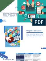 Herramientas digitales PDF