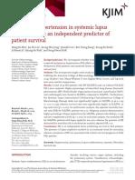 Pulmonary hypertension SLE.pdf