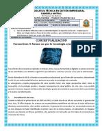GUIA No. 3 INFORMATICA DÉCIMO GRADO LA TECNOLOGÍA EN ÉPOCA DE CORONAVIRUS