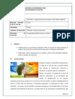 Actividad Medio ambiente - Grupo 3