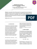 Informe  5 - Ley de Hess