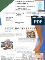 SEXUALIDAD EN LA VEJEZ