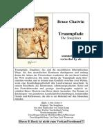 Bruce Chatwin - Traumpfade - The Songlines-Fischer Taschenbuch Verlag (1992)