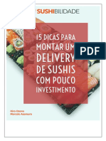 eBook Delivery SUSHI