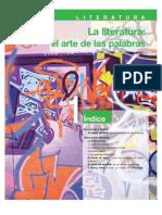 Literatura. Unidad 1- La literatura el arte de las palabras