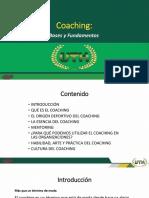 Coaching Fundamentos