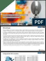 Encuesta de Satisfacción Política y Opinión Pública de la Universidad de San Andrés