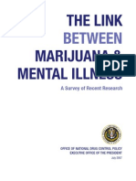 Marijuana and Mental Health - OnDCP 2007