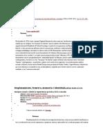 Doris Salcedo documentos