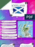 Phonology - Scotland