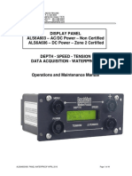 panel ALS6A603