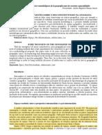 CHIMIM JR, A.B (EGAL,2009) Descontrutivismo e Geografia
