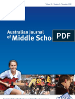 Exploiting hand-held devices for e-learning, MYSA Journal Volume 10 Num 2