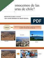 Qué conocemos de las culturas de chile.ppt