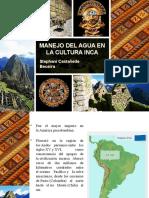 Presentación - Manejo del agua en la cultura Inca