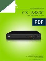 Manual DVR Giga gs16480c-rev04