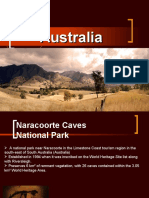South Australia- World Heritage Site