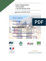 [AQCEN] - EC5 GT4 Manuels d'application des Eurocodes pour les Structures à Ossatures bois