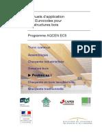 [AQCEN] - EC5 GT5 Règles et recommandations particulières applicables aux structures en poutres en « I »
