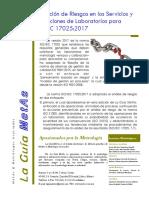 La-Guia-MetAs-15-04-Evaluacion de Riesgos en los Servicios y Operaciones de Laboratorios
