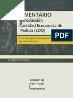 INVENTARIOS Introducción Cantidad Economica de Pedido (EOQ)-convertido.pptx