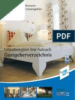 Gastgeberverzeichnis Stand 15 12 2010