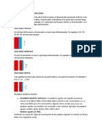FRACCIONES Y CLASES DE FRACCIONES, REINOS ETC.docx