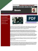 Historia del siglo 20acuerdos de paz 1945