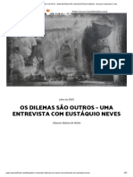 OS DILEMAS SÃO OUTROS - UMA ENTREVISTA COM EUSTÁQUIO NEVES - Revista O Menelick 2° Ato.pdf