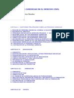 03 - Las Personas Juridicas en El Derecho Civil - Alejandro Espino Mendez