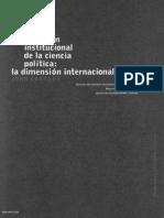 La_evolucion_institucional_de_la_ciencia_politica_