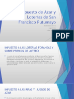 Impuesto de Azar y Loterías de San Francisco.pptx