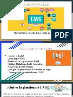 Actividad 2. Presentación Colaborativa LMS