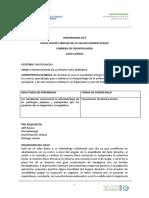 CASO CLÍNICO DE PATOLOGÍA PULPAR Y PERIAPICAL