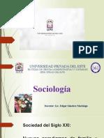 Presentación de la Clase de Sociología