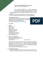 Modulo 8 Sesión 2 crisis hiperglicémicas CCl