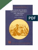Estudio de Teoria General E Historia del Proceso Tomo I - Alcalá-Zamora y Castillo, Niceto-FreeLibros