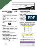 TD de Química - IFCE - 13.08
