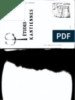 Alexis Philonenko - Études kantiennes [Vrin, 1982].pdf