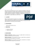 ALM-G-01 PROCESO DE ALMACEN NUEVO