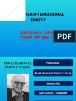 TEORI TERAPI EMOSIONAL EMOTIF grup