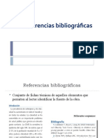2. Referencias bibliográficas