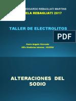 taller electrolitos